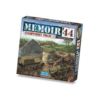 Memoire 44 - Equipment Pack