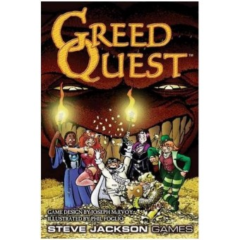 Greed Quest - Occasion
