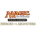 Duel Deck Heroes vs Monsterst (anglais)