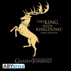 "T shirt - Game of Thrones - basic homme - ""Baratheon"" - L"
