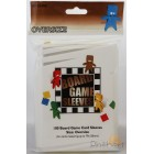 100 Board Game Sleeves 82x124mm