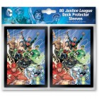 80 Sleeves - Justice League
