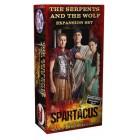 Spartacus - The Serpent and the Wolf Expansion