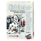 Black Stories Junior - Histoires de Fantomes