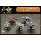Firefly : The Game - Custom Ship Models 2 Expansion