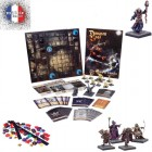 Dungeon Saga : Pack Légendaire Valandor (inclus Mortibris) VF