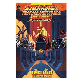 mutants and masterminds gamemaster guide pdf