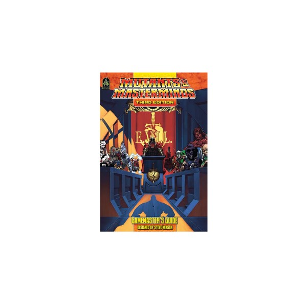 Mutants And Masterminds Gamemasters Guide Pdf