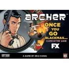 Love Letter - Archer: Once You Go Blackmail - Boîte