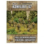 Konflikt 47 - British Automated Infantry with HMG