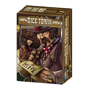 Dice Town VF - Extension Wild West