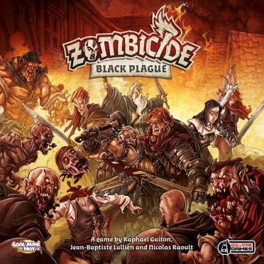 Zombicide : Black Plague (version anglaise)