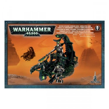 W40K : Necrons - Catacomb Command Barge