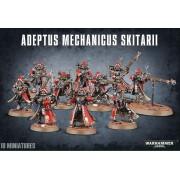 W40K : Adeptus Mechanicus - Skitarii Rangers / Vanguard