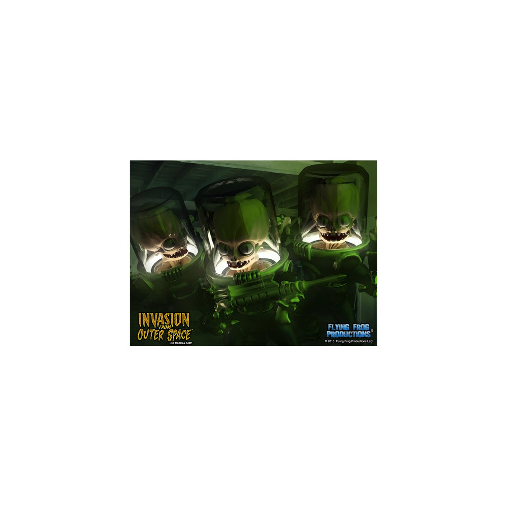 Buy Invasion From Outer Space Board Game Flying Frog