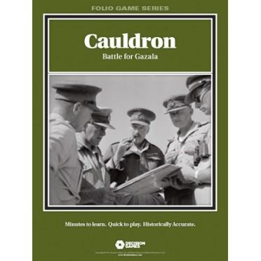 Folio Series: Cauldron: Battle for Gazala