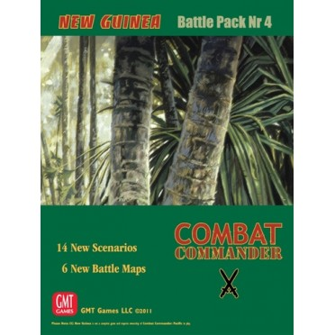 Combat Commander: Battle Pack 4 : New Guinea