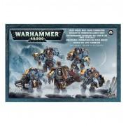 W40K : Adeptus Astartes Space Wolves - Wolf Guard Terminators