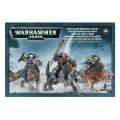 W40K : Adeptus Astartes Space Wolves - Thunderwolf Cavalry 0