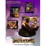 Bushido : Gok le collectionneur