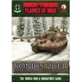 Königstiger (non-Zimmerit) with FJ Tank Rider 0