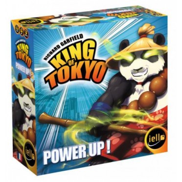 King of Tokyo - Power Up VF