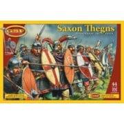 Saxon Thegns Plastiques