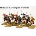 Guerriers Carolingiens montés 0