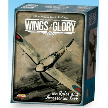 Wings of Glory WW2 - Rules and Accessories pack