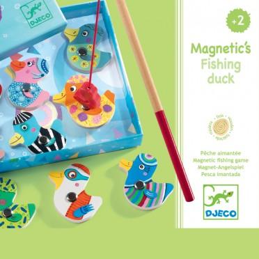 Djeco Magnetic Fishing Ducks