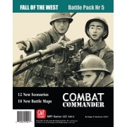 Combat Commander: Battle Pack 5 : Fall of the West