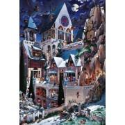 Puzzle - Castle of Horror de Jean-Jacques Loup - 2000 Pièces