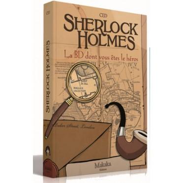 Sherlock Holmes - La BD dont vous êtes le héros (Livre 1)