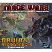 Mage Wars : Druid vs. Necromancer