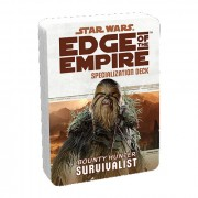 Star Wars : Edge of the Empire - Survivalist Specialization Deck pas cher