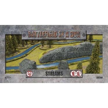 Streams (10-15mm)