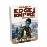 Star Wars : Edge of the Empire - Big Game Hunter Specialization Deck pas cher