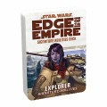 Star Wars : Edge of the Empire - Explorer Specialization Deck 0