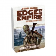 Star Wars : Edge of the Empire - Archaeologist Specialization Deck pas cher