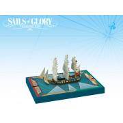 Sails of Glory - HMS Swan 1767