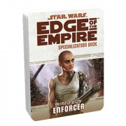 Star Wars : Edge of the Empire - Enforcer Specialization Deck pas cher