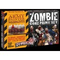 Zombicide Core Paint Set 0
