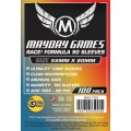 Card Game Sleeves - 55x80mm - 100p 0