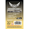Magnum Card Sleeves - 61x103mm - 100p 0