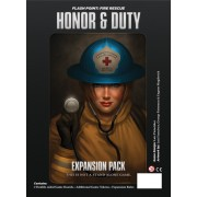 Flash Point : Fire Rescue Expansion : Honor and Duty