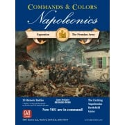 Commands & Colors Napoleonics Expansion 4: Prussian Army