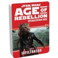 Star Wars : Age of Rebellion - Infiltrator Specialization Deck 0