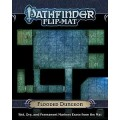 Pathfinder - Flip Mat : Flooded Dungeon 0
