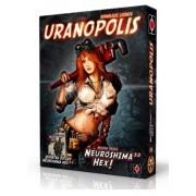 Neuroshima Hex 3.0 : Uranopolis (Anglais)