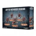 W40K : Adeptus Mechanicus Skitarii - Sicarians 0
